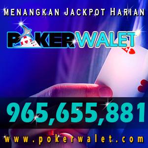 pokerwalet.com Agen Poker Online Terpercaya